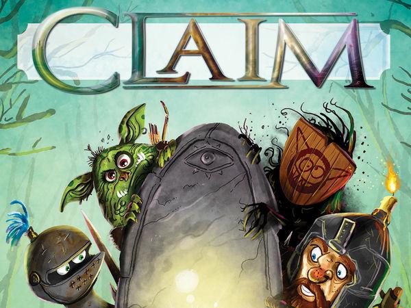 Bild zu Alle Brettspiele-Spiel Claim: Duell um den Thron!