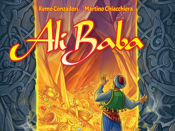 Bild zu Alle Brettspiele-Spiel Ali Baba
