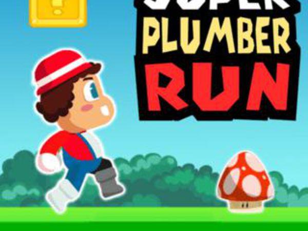 Bild zu Action-Spiel Super Plumber Run