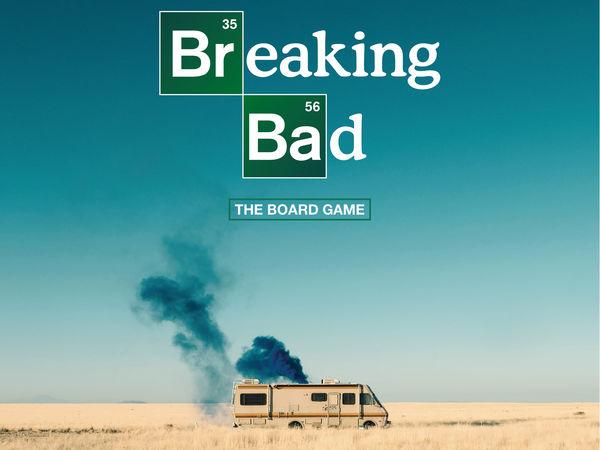 Bild zu Alle Brettspiele-Spiel Breaking Bad: Das Brettspiel