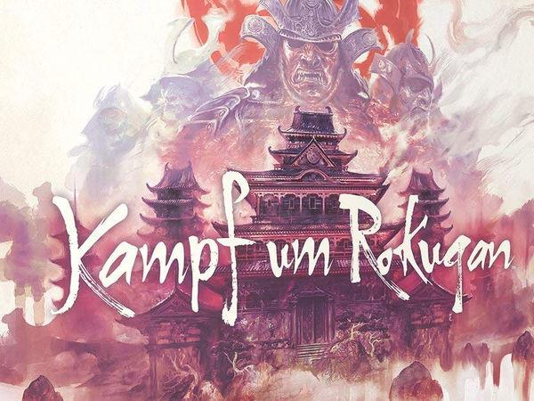 Bild zu Alle Brettspiele-Spiel Kampf um Rokugan