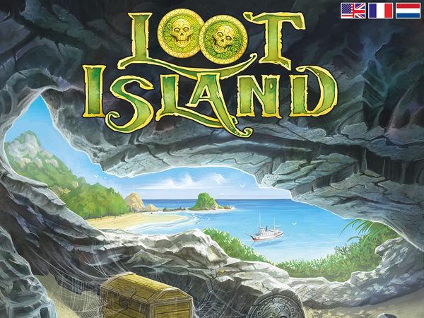Bild zu Alle Brettspiele-Spiel Loot Island