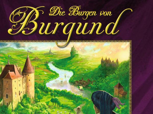 Bild zu Alle Brettspiele-Spiel Die Burgen von Burgund: Das Würfelspiel