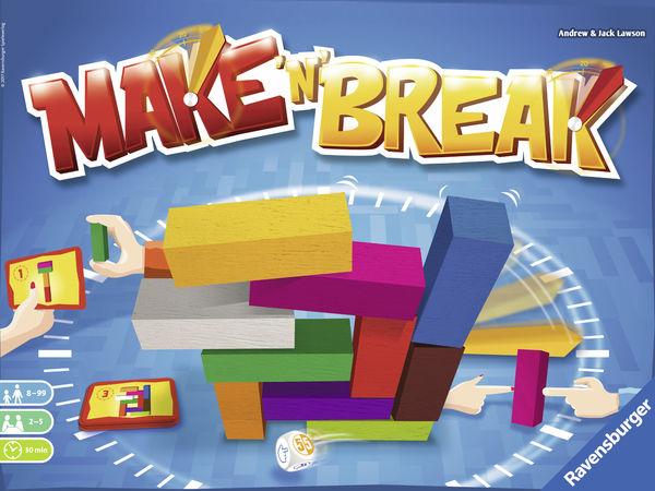 Bild zu Alle Brettspiele-Spiel Make 'n' Break - Neuauflage