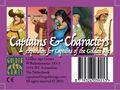 Vorschaubild zu Spiel Captains of the Golden Age: Captains and Characters