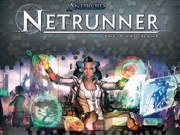 Bild zu Alle Brettspiele-Spiel Android Netrunner - Neuauflage