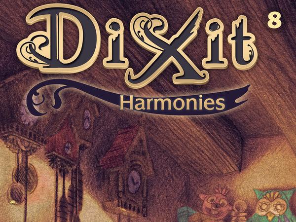 Bild zu Alle Brettspiele-Spiel Dixit 8: Harmonies