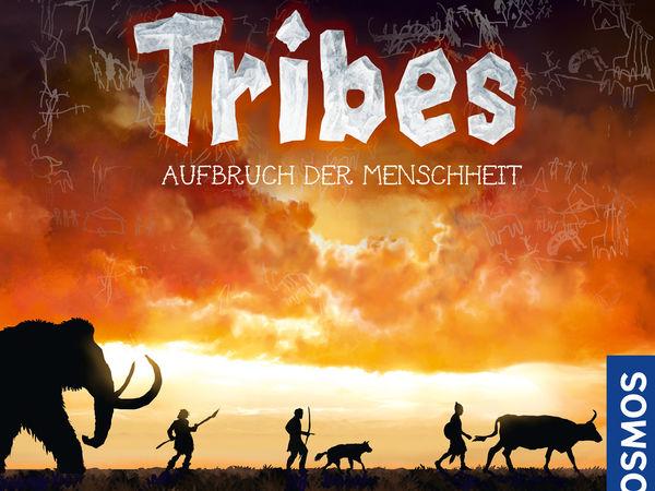 Bild zu Alle Brettspiele-Spiel Tribes