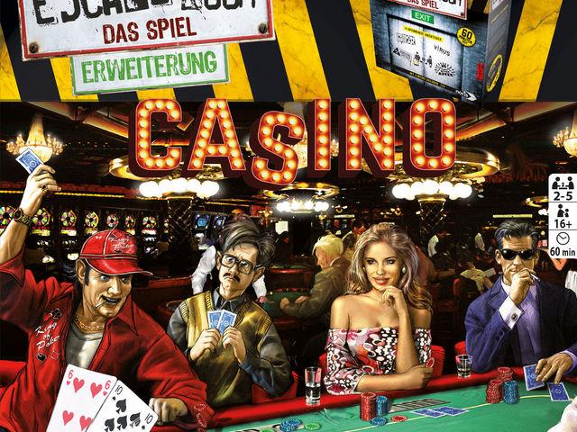 Escape Room: Das Spiel - Casino Bild 1