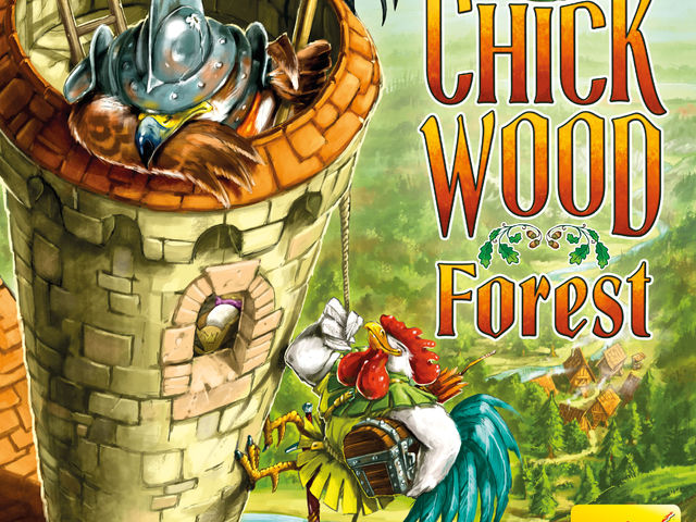Chickwood Forest Bild 1