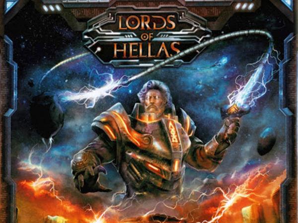Bild zu Alle Brettspiele-Spiel Lords of Hellas