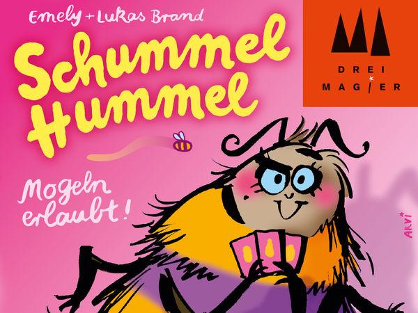 Bild zu Alle Brettspiele-Spiel Schummel Hummel