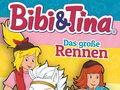 Vorschaubild zu Spiel Bibi & Tina: Das große Rennen - Reisespiel