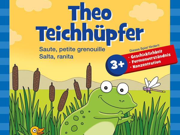 Bild zu Alle Brettspiele-Spiel Theo Teichhüpfer
