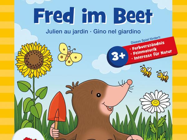 Bild zu Alle Brettspiele-Spiel Fred im Beet