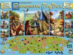 Vorschaubild zu Spiel Carcassonne: Big Box 2017