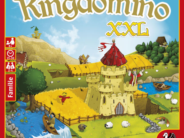 Kingdomino XXL Bild 1