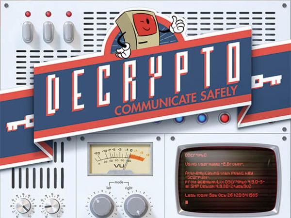 Bild zu Alle Brettspiele-Spiel Decrypto