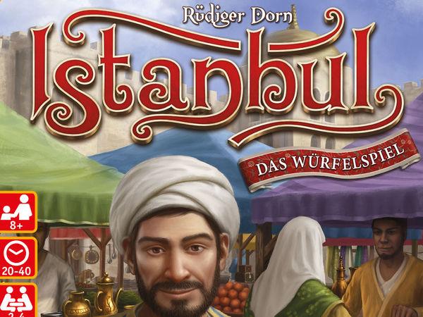 Bild zu Alle Brettspiele-Spiel Istanbul: Das Würfelspiel