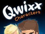 Vorschaubild zu Spiel Qwixx: Characters