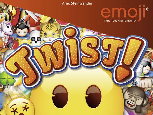 Bild zu Alle Brettspiele-Spiel Emoji Twist!