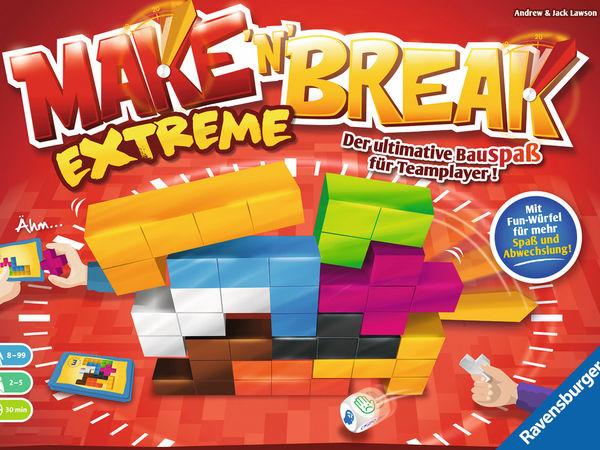 Bild zu Alle Brettspiele-Spiel Make 'n' Break Extreme - Neuauflage