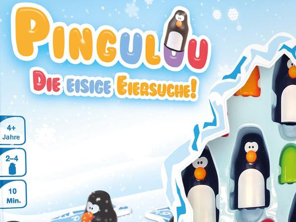 Bild zu Alle Brettspiele-Spiel Pinguluu