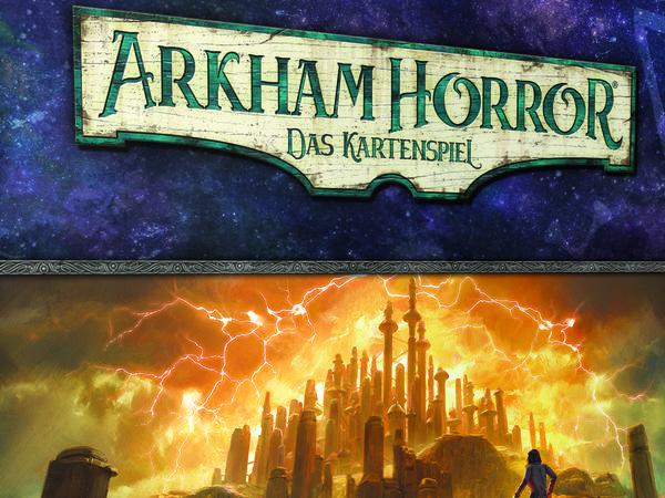 Bild zu Alle Brettspiele-Spiel Arkham Horror: Das Kartenspiel - Der Pfad nach Carcosa