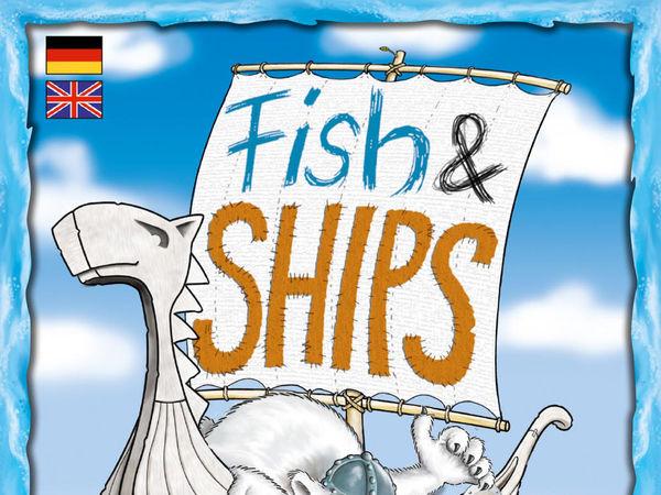 Bild zu Alle Brettspiele-Spiel Fish & Ships
