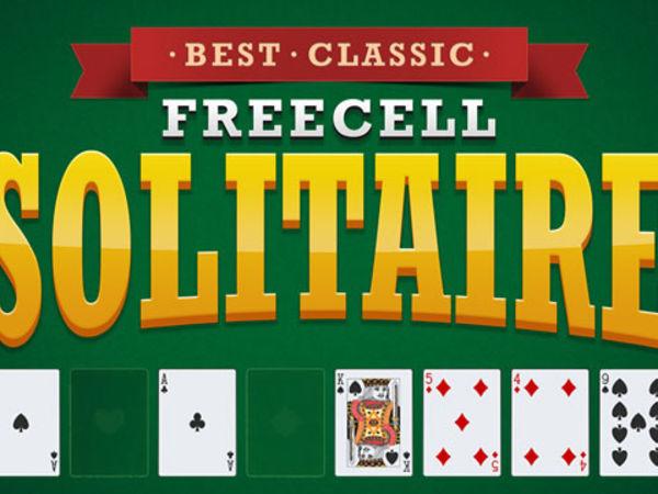 Bild zu Karten & Brett-Spiel Best Classic Freecell Solitaire