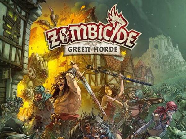 Bild zu Alle Brettspiele-Spiel Zombicide: Green Horde