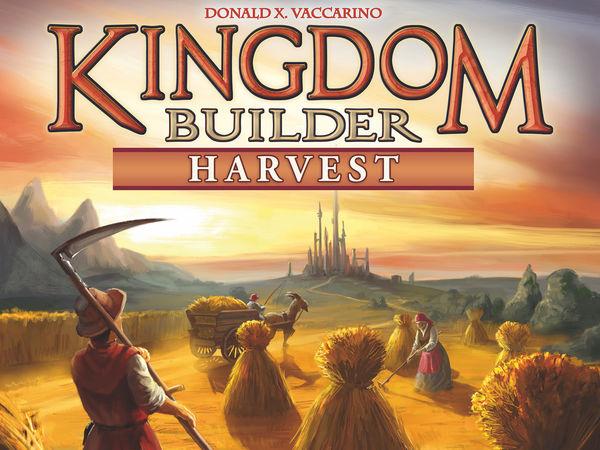 Bild zu Alle Brettspiele-Spiel Kingdom Builder: Harvest