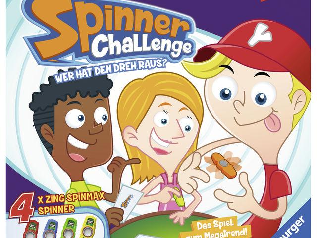 Spinner Challenge Bild 1