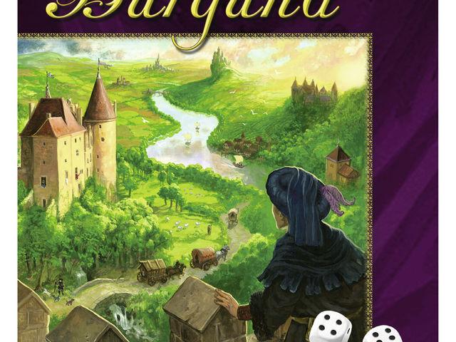 Die Burgen von Burgund: Das Würfelspiel Bild 1