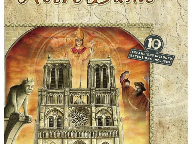 Notre Dame: Jubiläumsausgabe Bild 1