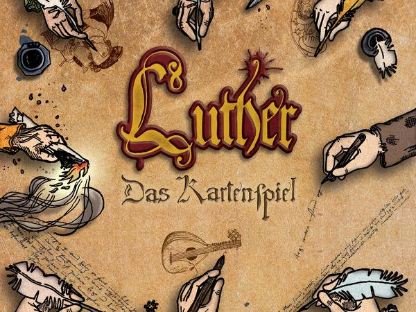 Bild zu Alle Brettspiele-Spiel Luther: Das Kartenspiel