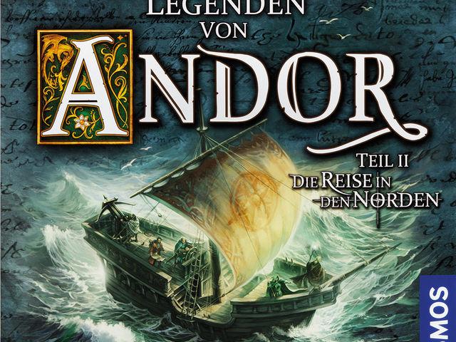 Die Legenden von Andor: Die Reise in den Norden Bild 1