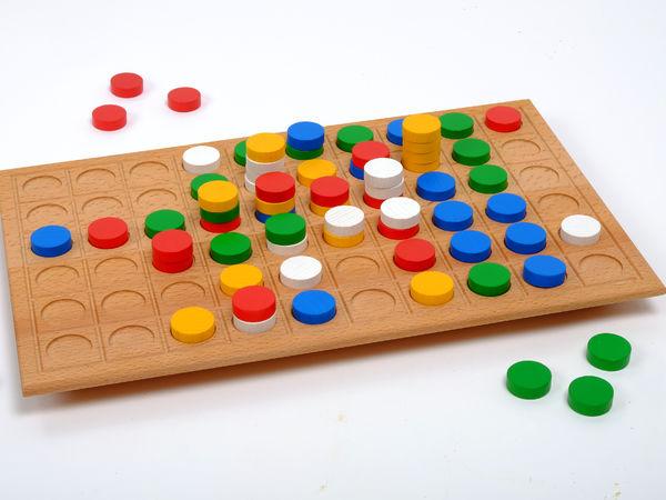 Bild zu Alle Brettspiele-Spiel Quatro Flash