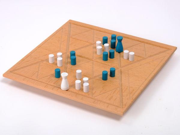 Bild zu Alle Brettspiele-Spiel Triangoli