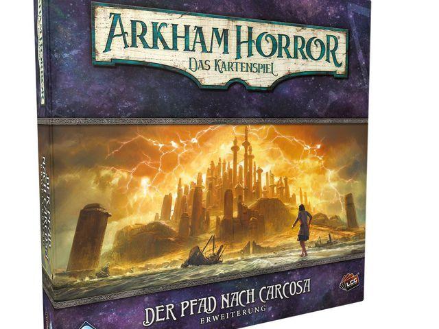 Arkham Horror: Das Kartenspiel - Der Pfad nach Carcosa Bild 1