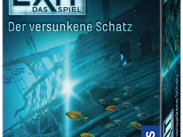 Exit - Das Spiel: Der versunkene Schatz Bild 1
