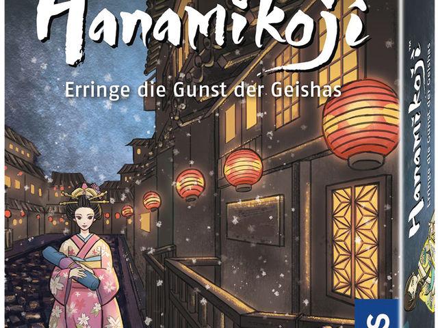 Hanamikoji Bild 1