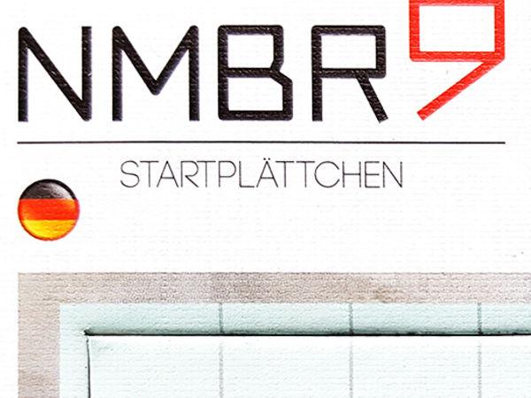 Bild zu Alle Brettspiele-Spiel NMBR 9: Startplättchen