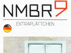 NMBR 9: Extraplättchen