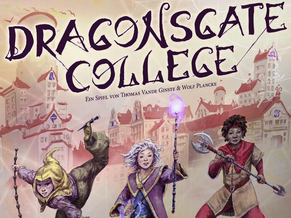Bild zu Alle Brettspiele-Spiel Dragonsgate College