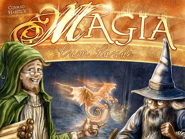 Bild zu Alle Brettspiele-Spiel Magia Cum Laude