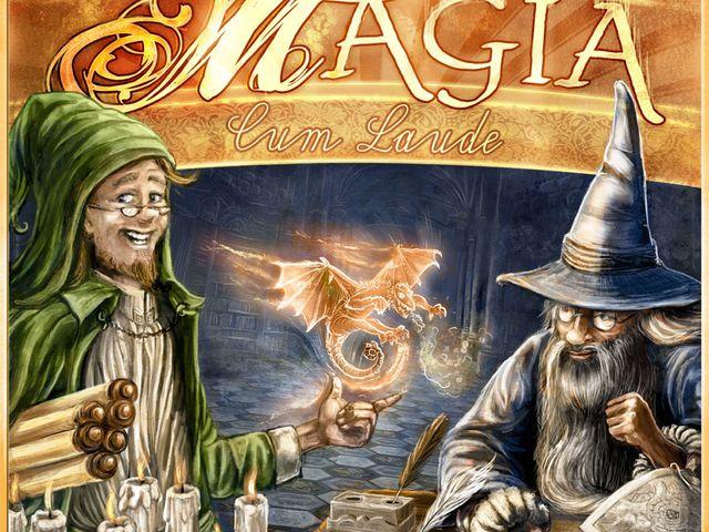 Magia Cum Laude Bild 1