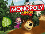 Vorschaubild zu Spiel Monopoly Junior Masha und der Bär