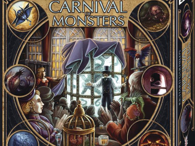 Carnival of Monsters Bild 1