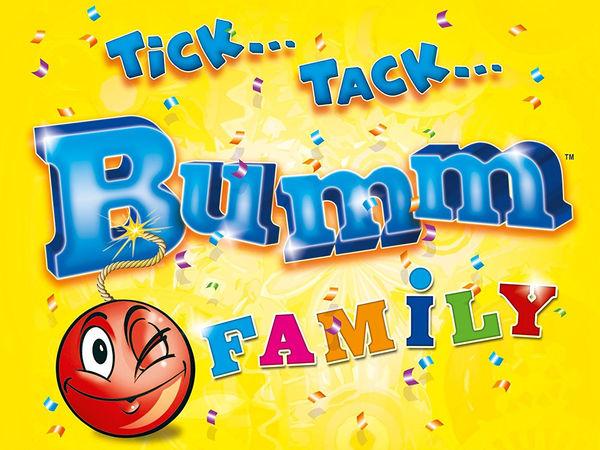 Bild zu Alle Brettspiele-Spiel Tick Tack Bumm Family